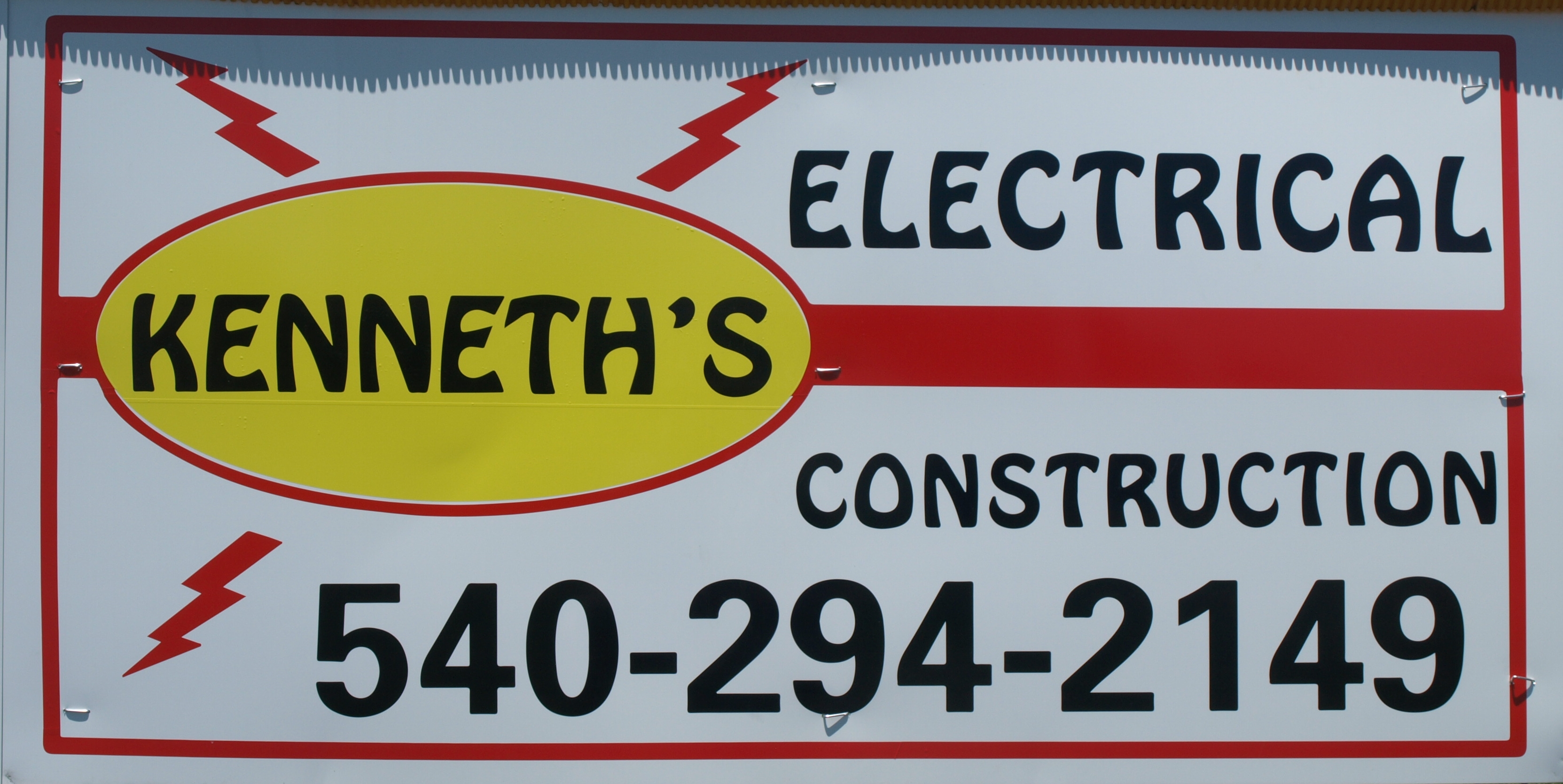 Kenneth's Electrical & Construction